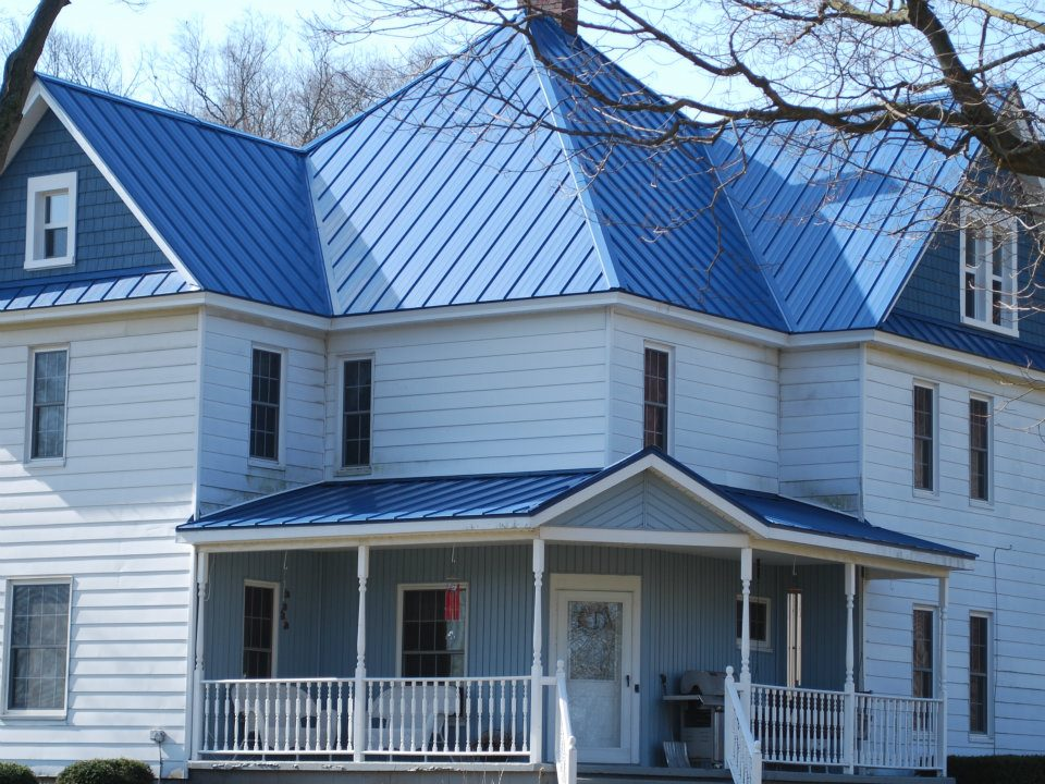 Metal Roofing Contractor Cochranton Pa Gutters Xpress
