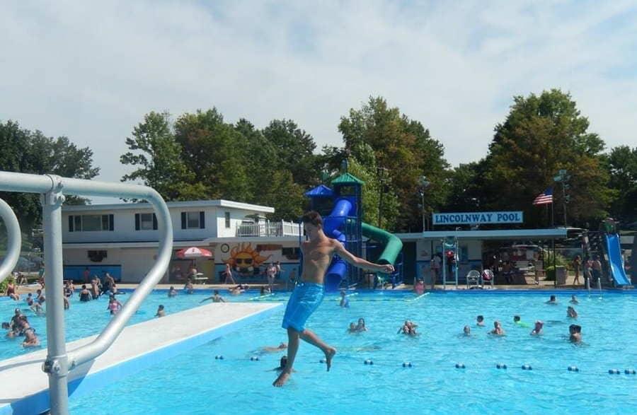 Photos York Pa Lincolnway Swimming Pool Amp Sports Club