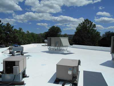 Flat Roofing Specialist Middletown Va United Roofing