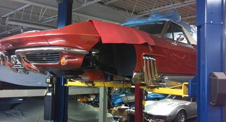 Corvette Service — Highland Park, Illinois — Corvette City, LLC