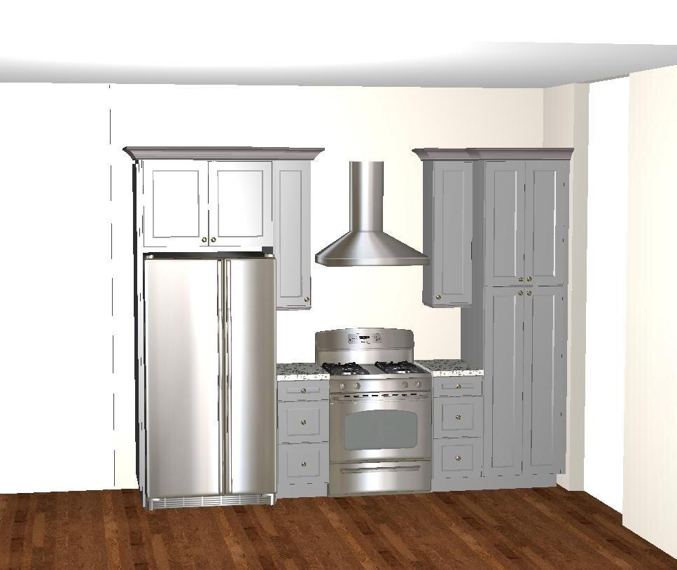 Modern Kitchen Design - kitchen design in Atlanta GA