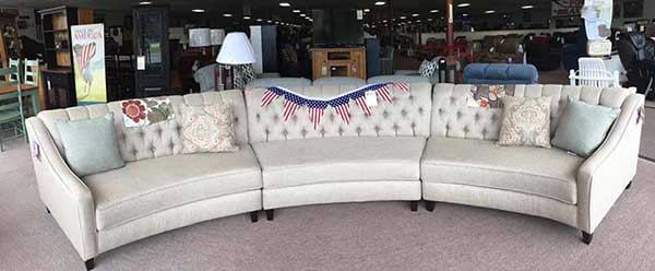 Incroyable Single Chair Sofa   Furniture Stores In Elizabeth City, NC