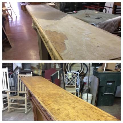 Before And After Of Furniture   Furniture Restorers In Virginia Beach, VA
