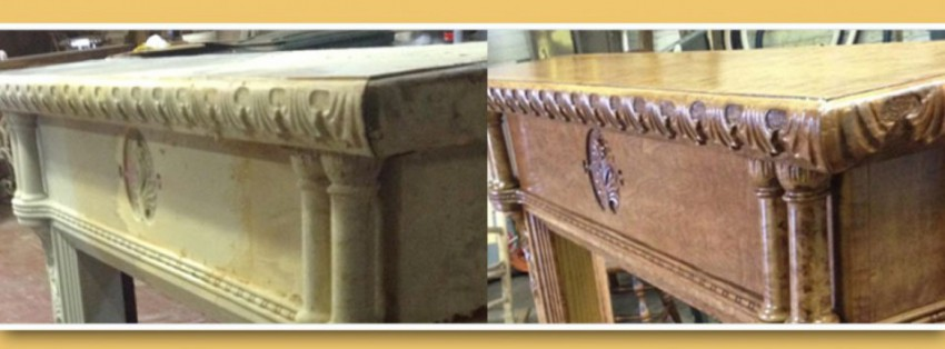 Charming Before And After Picture Of Furniture   Furniture Repair In Virginia Beach,  VA