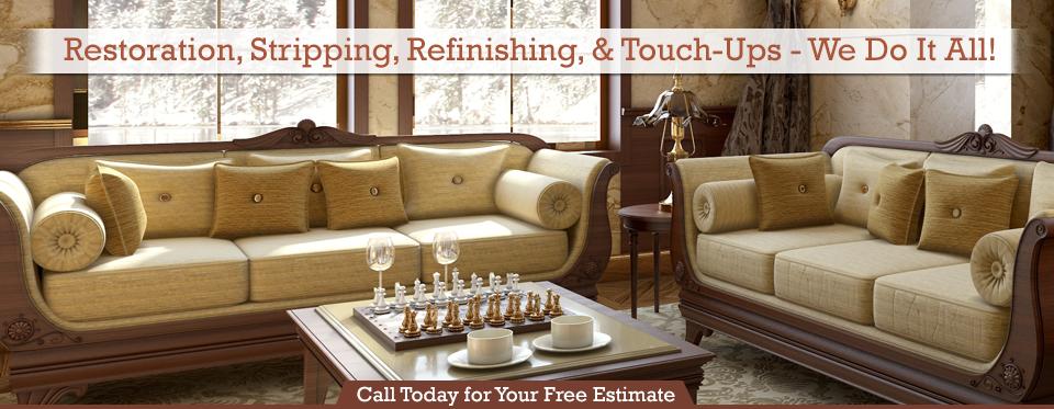 Furniture Repair, Antique Restoration | Allentown, PA