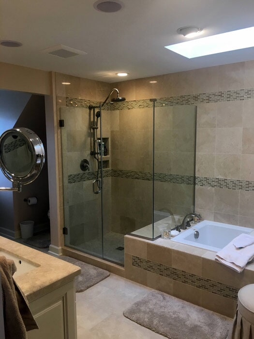 Kitchen And Bath Remodeling Millersville MD Chesapeake - Bathroom remodeling anne arundel county