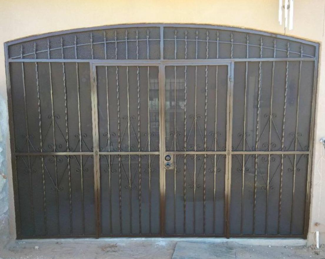 Wrought Iron Gates El Paso Custom Gates For Residential
