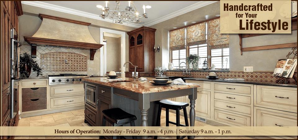 Custom Cabinets, Custom Countertops | Winesburg, OH
