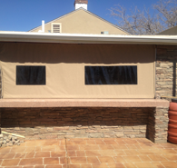Awnings Amp Canopies Albuquerque Nm Andreson Awnings