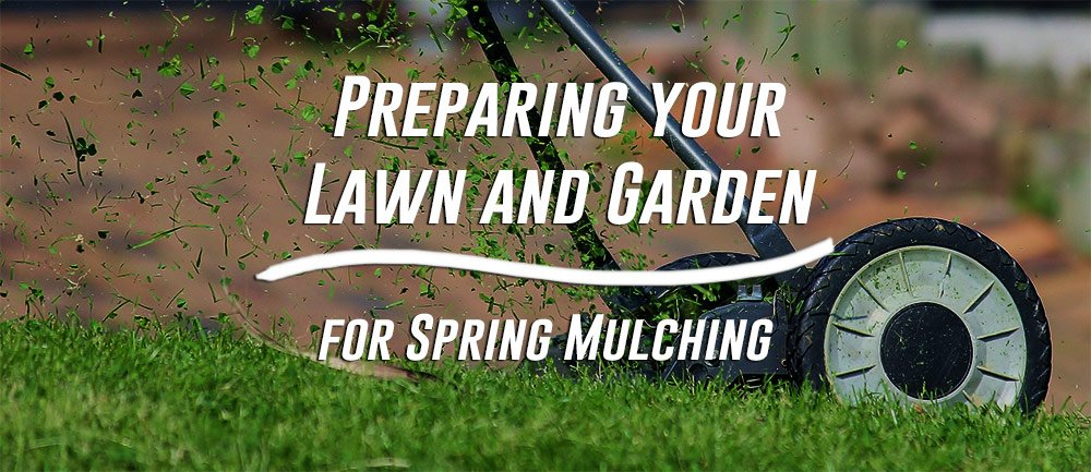 Residential Commercial Spring Clean Up Central New Jersey Nj Mulching Services Sales Installations