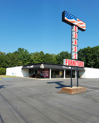 Exceptionnel Bonds Picture Of Outside Building U2014 Furniture In Greer, SC