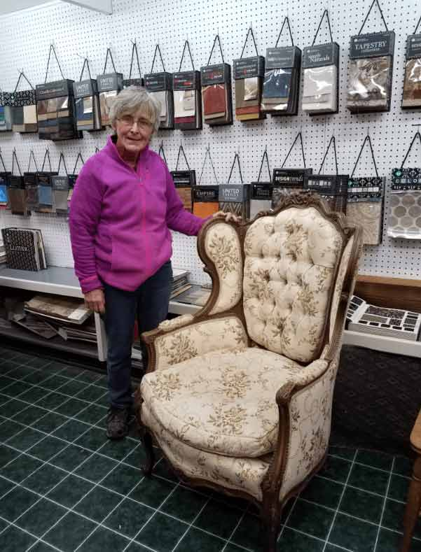 Expert Upholstery Waynesboro Pa Sanders Furniture Refinishing