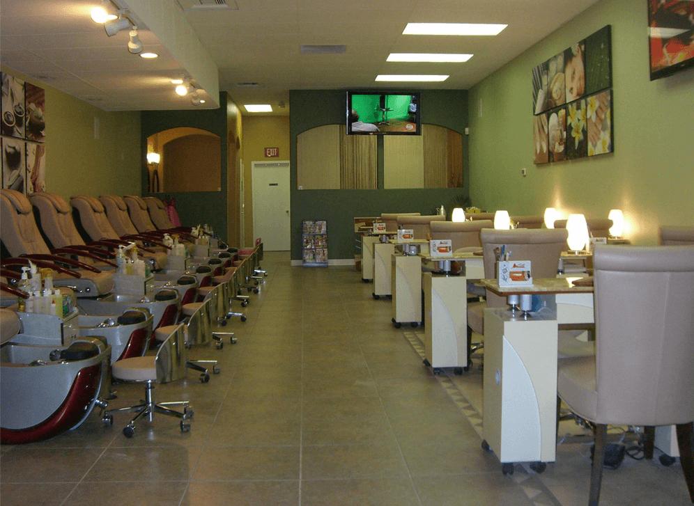 Nini\'s Nail Salon - home