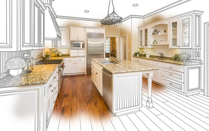 Kitchen Design   Construction Company In Mooreville, MS