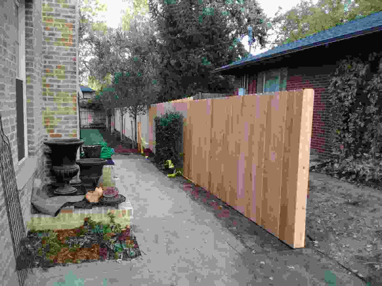 Wood Fencing Solutions Thornton Co Marquez Fencing