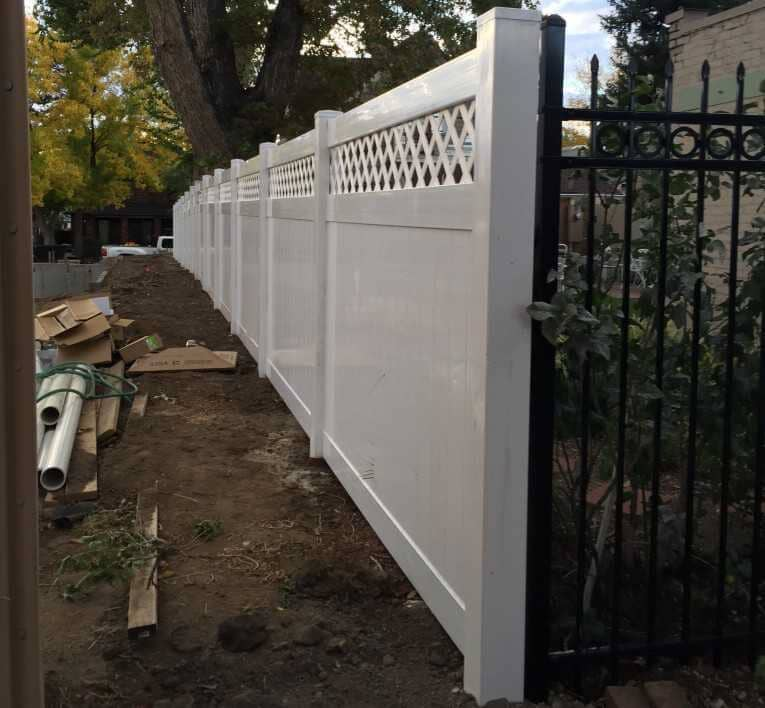 Split Rail Vinyl And Chain Link Fencing Thornton Co