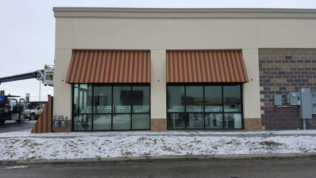 Storefront Signs Salt Lake City Ut Allied Electric Signs Awnings