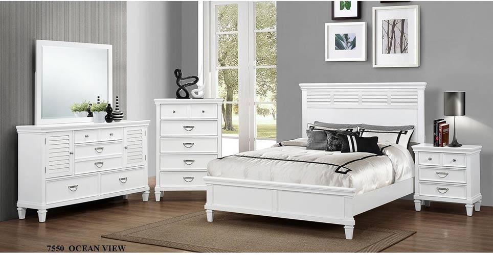 Fort Myers FL U2014 White Themed Bedroom In Fort Myers, FL