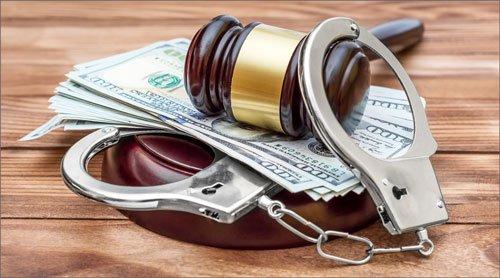 bail bonds example