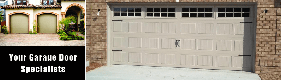 & Garage Door Installers | Sumter SC