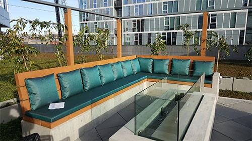 Etonnant Home Decor U2014 Sofa In Rooftop In Portland, OR