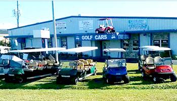 golf cars st petersburg fl ed burns bay area golf cars. Black Bedroom Furniture Sets. Home Design Ideas