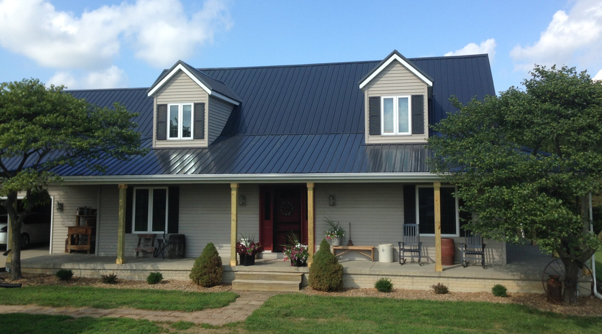Maine Metal Roofing Auburn Me Maine Metal Roofing