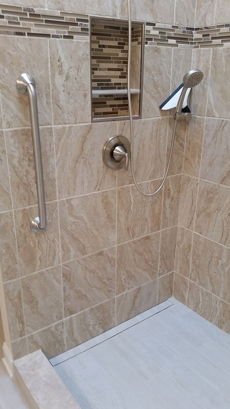 Shower Room   Affordable Bathroom Remodeling In Syracuse, NY