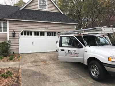 Garage Door Services Wilmington Nc Price Garage Door Repair