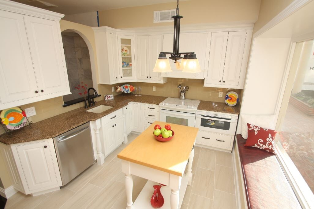 Kitchen Remodeling - Virginia Beach, VA - Marjos Complete Remodeling