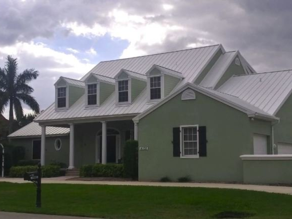 Metal Roofs Fort Myers Fl Kerry Roofing
