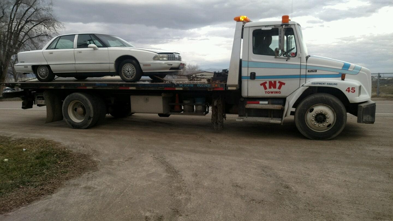 Cash For Cars | Boise, ID | TNT Auto Salvage