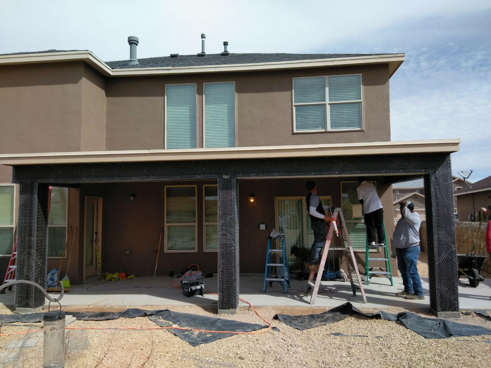 Construction Work El Paso Tx Western Roofing