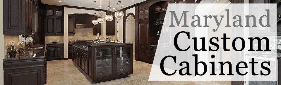Custom Cabinets, Custom Woodworking | Frederick, MD