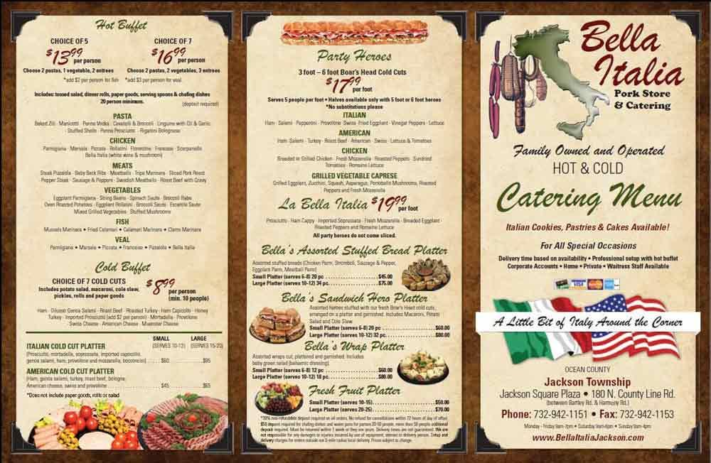bae9253ea88 Catering - Jackson