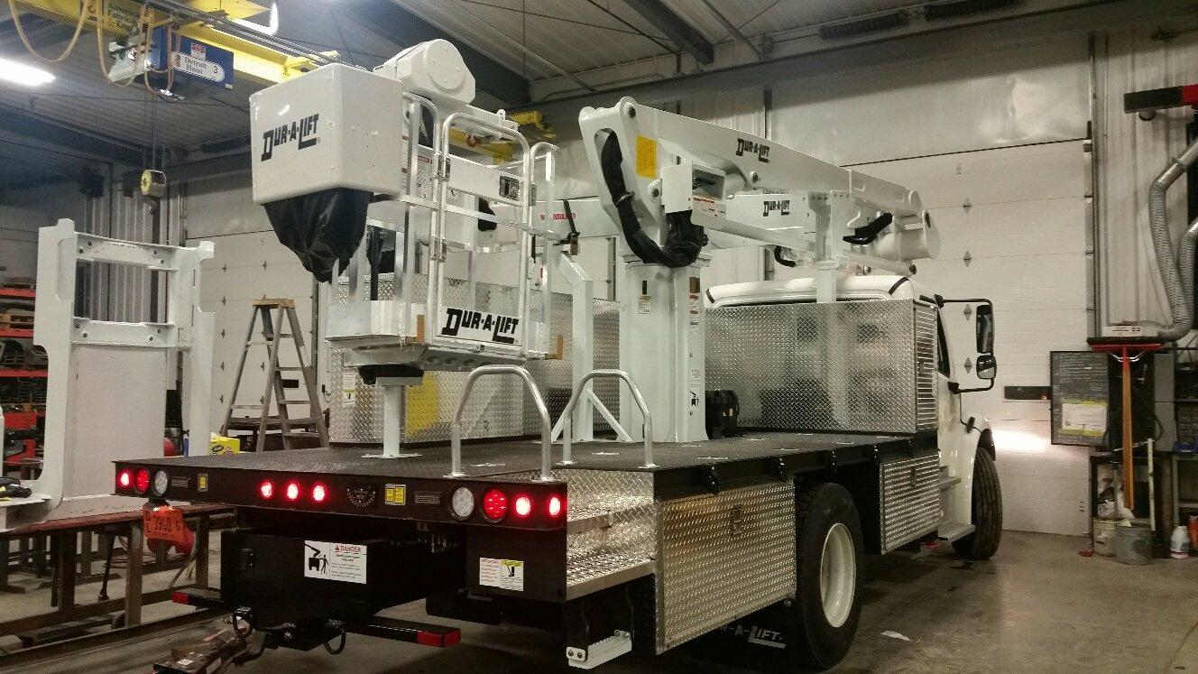 Aerial Lifts Albuquerque New Mexico Clark Truck