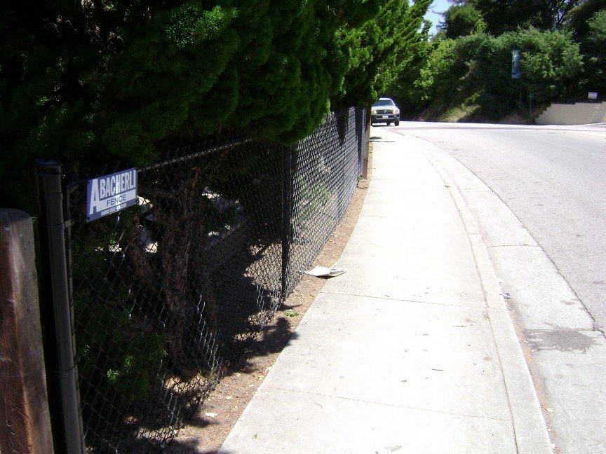 Chain Link Soquel Ca Abacherli Fence Company