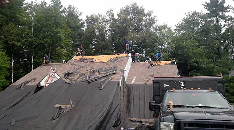 Roofing Photos Dracut Ma Fiori Construction Llc