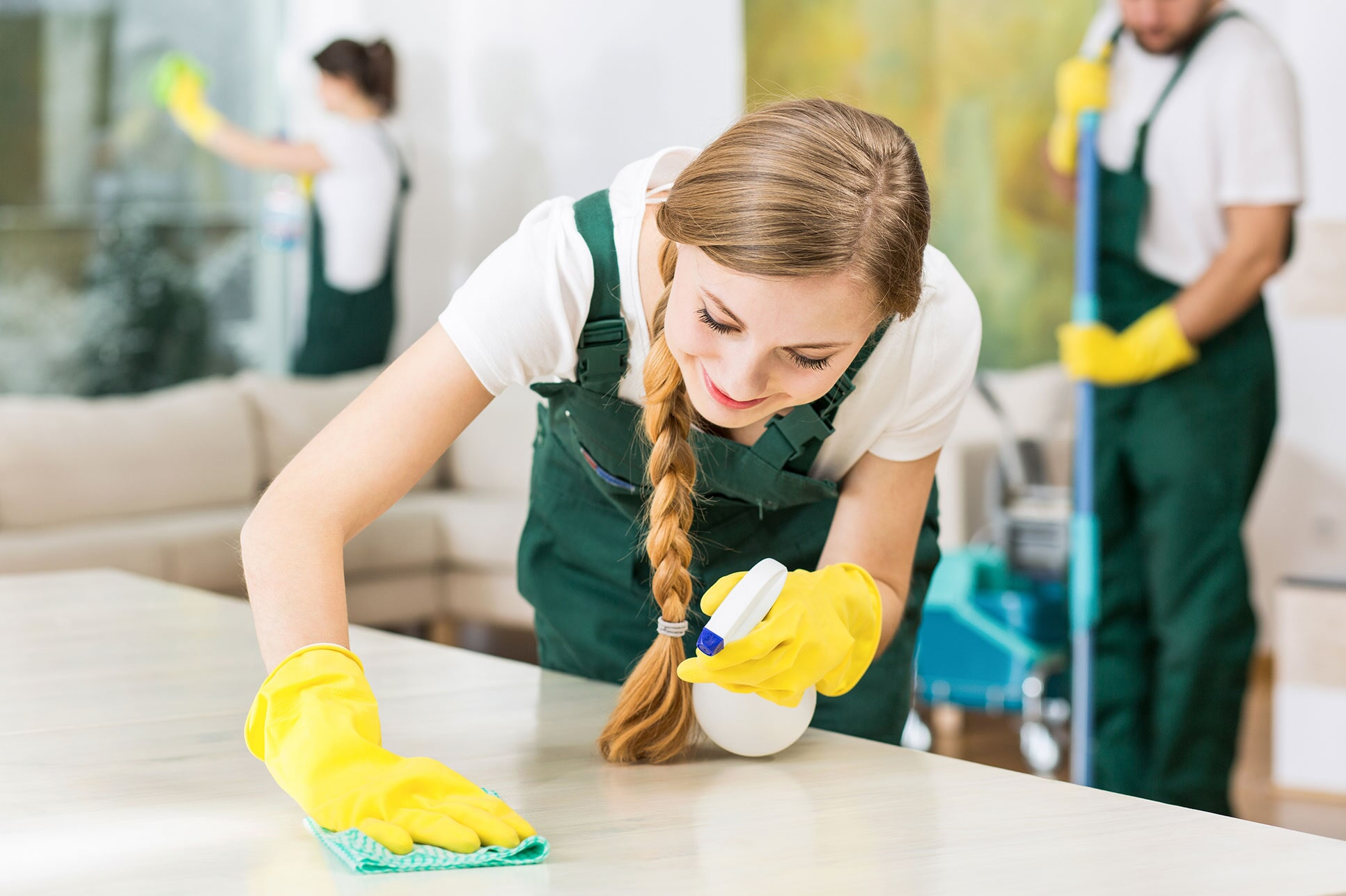 janitorial and home cleaning services in prescott az