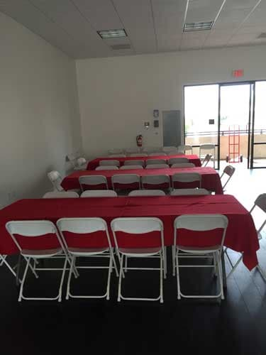 party tables chair rentals huntington beach ca surf city bouncers
