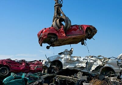 Scrap Metal Prices Cars >> Metal Recycling Center Clarks Grove Mn I 35 Auto Recycling