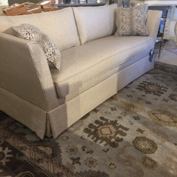 Charmant Modern White Couch   Furniture Store In Daphne, AL