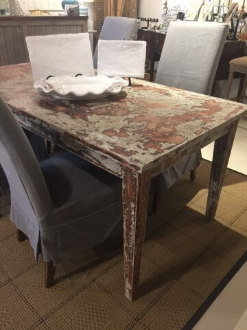 Exceptionnel Dining Table And Chairs   Rustic Furniture In Daphne, AL