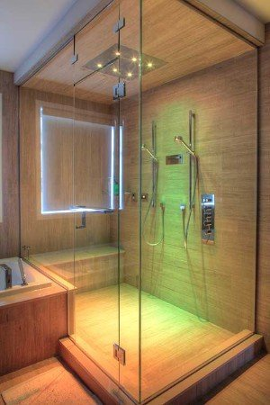 Unique Ways To Add Glass To Your Bathroom