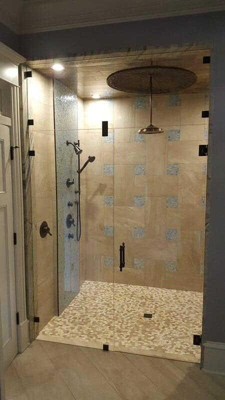 Glass Showers Huntsville Alabama Huntsville Glass - Commercial bathroom enclosures