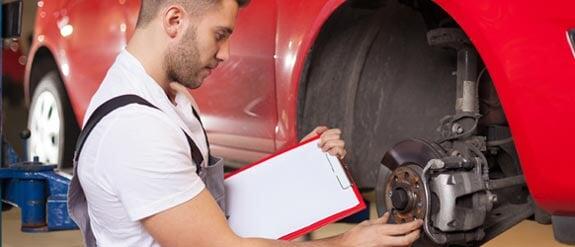 Amazing Brake Inspection Pomona CA