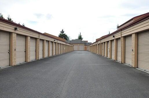 Storage units - Storage Facility in Tacoma, WA