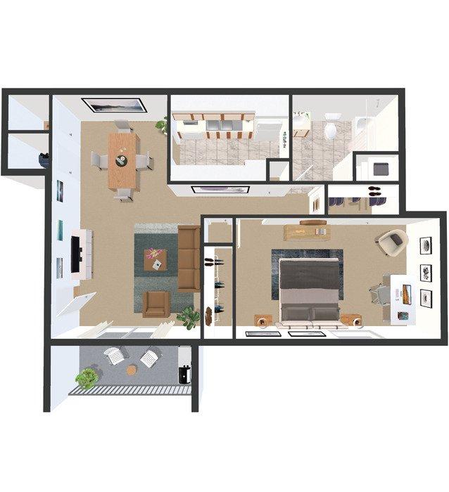 Park Trace Apartments: Tymberwood Trace Apartments