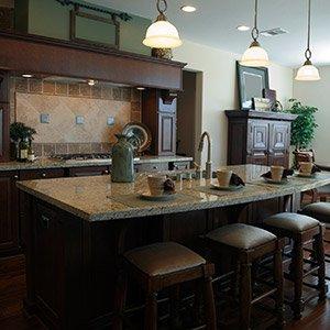 Quartz Countertops U2014 Modern Granite Kitchen House In Louisville, KY