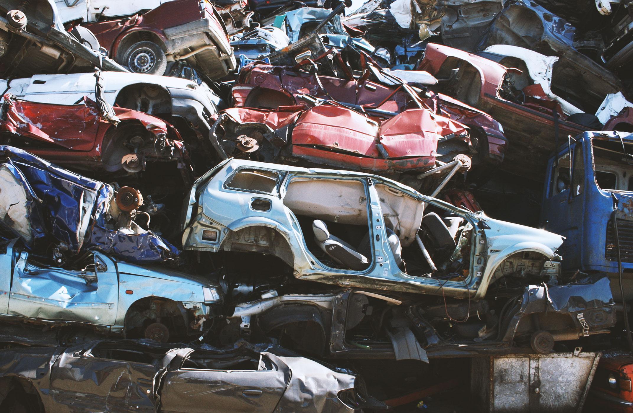 Sell Your Scrap Metal - Muskegon, MI - Sprague\'s Auto Parts Inc